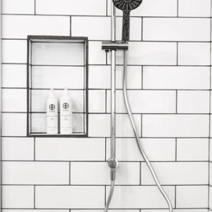 how and steamy - shower cleaning